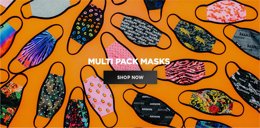 Multi pack mask