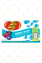 JELLY BELLY BERRY BLUE SUGAR FREE GUM