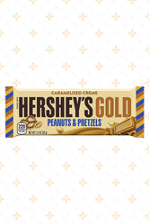 HERSHEY'S GOLD CARAMELIZED CREME BAR 39G