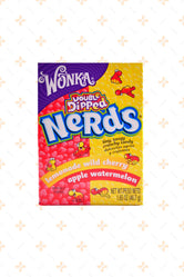 WONKA NERDS CHERRY LEMONADE & WATERMELON APPLE