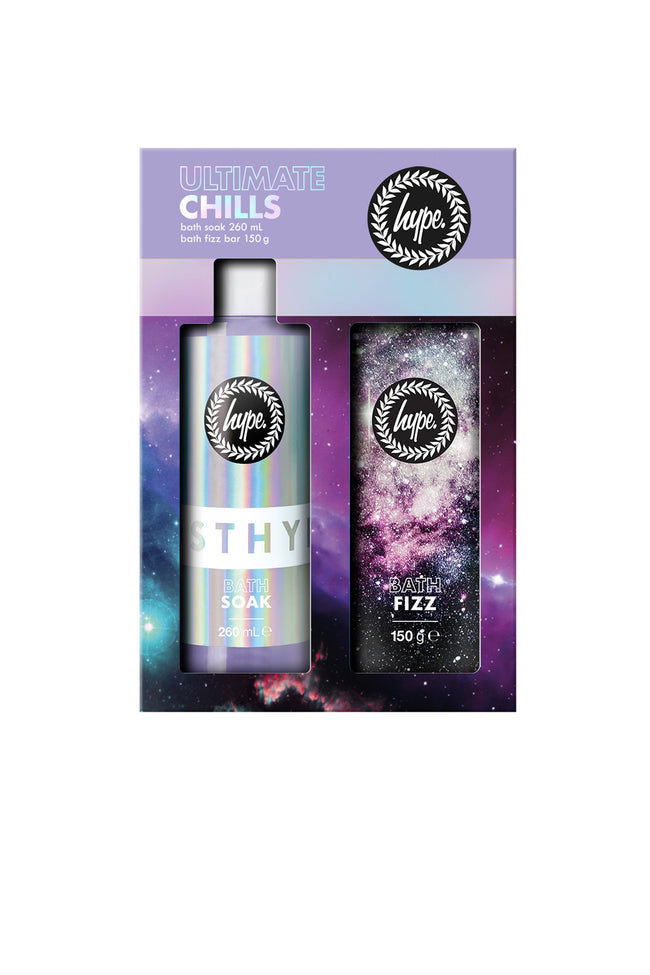 HYPE ULTIMATE CHILLS GIFT SET