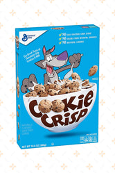 GENERAL MILLS COOKIE CRISP CEREAL 300G
