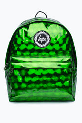 HYPE GREEN EMERALD CRYSTAL BACKPACK