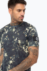 HYPE GREEN MOSS INSIGNIA MEN'S T-SHIRT