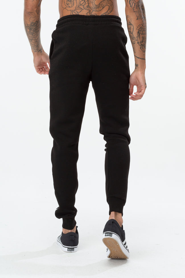 HYPE BLACK JH SPORTING MENS JOGGERS