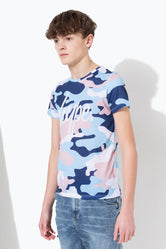 HYPE DUNK CAMO KIDS SUB T-SHIRT