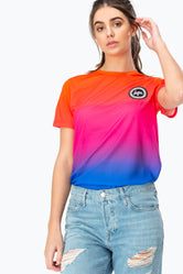 HYPE SPECKLE FADE WOMEN'S T-SHIRT
