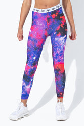 HYPE MYSTIC SPACE KIDS LEGGINGS