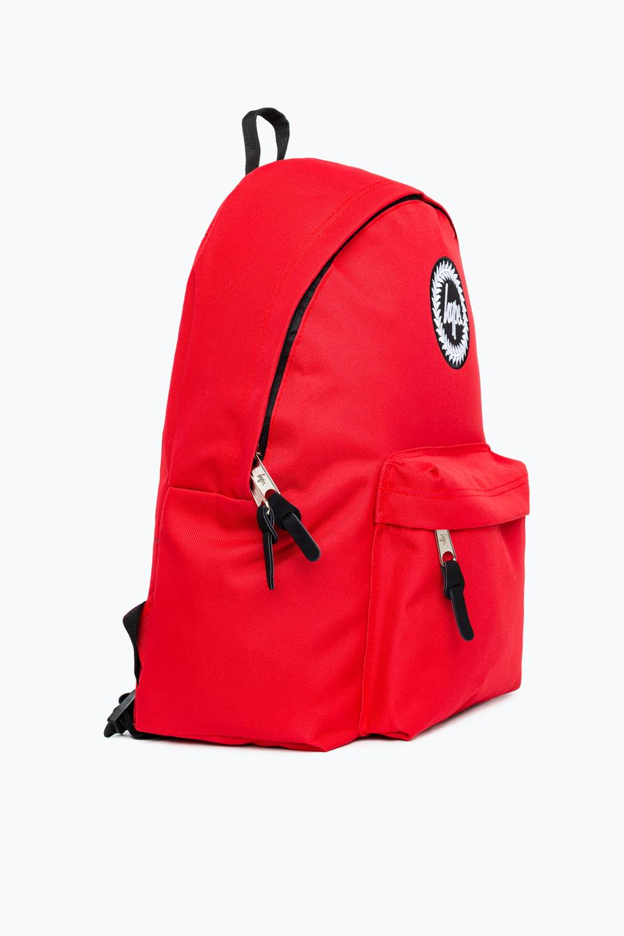 cheapest price biggest discount high quality HYPE RED BADGE BACKPACK | Justhype ltd