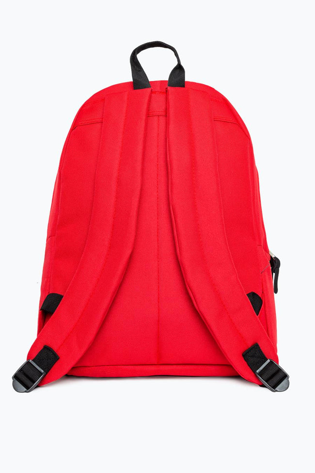 HYPE RED BADGE BACKPACK