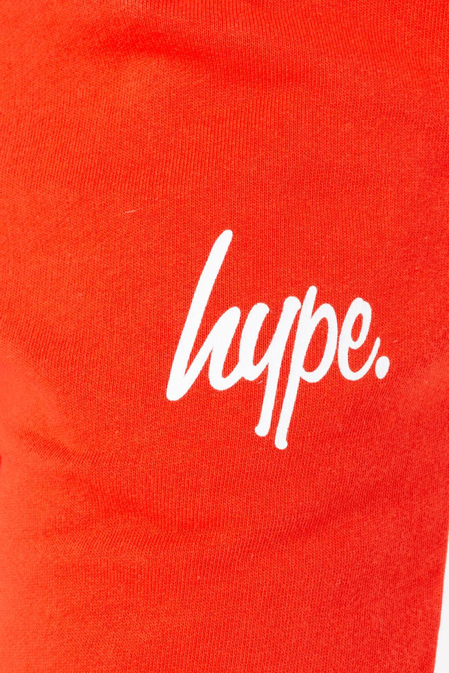 HYPE RED SCRIPT KIDS JOGGERS