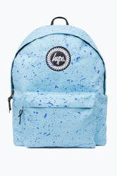 HYPE SKY BLUE WITH NAVY SPECKLE BACKPACK