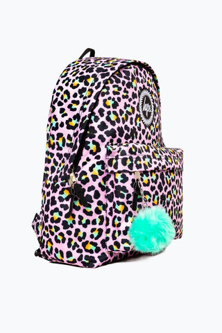 HYPE DISCO LEOPARD BACKPACK