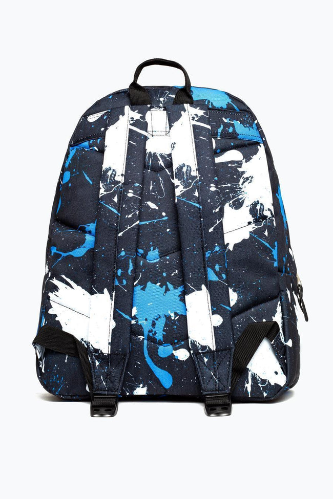 HYPE BLACK SPLATTER BACKPACK