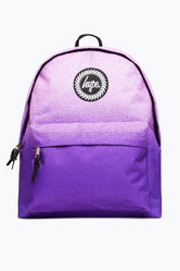 HYPE PURPLE SPECKLE FADE BACKPACK
