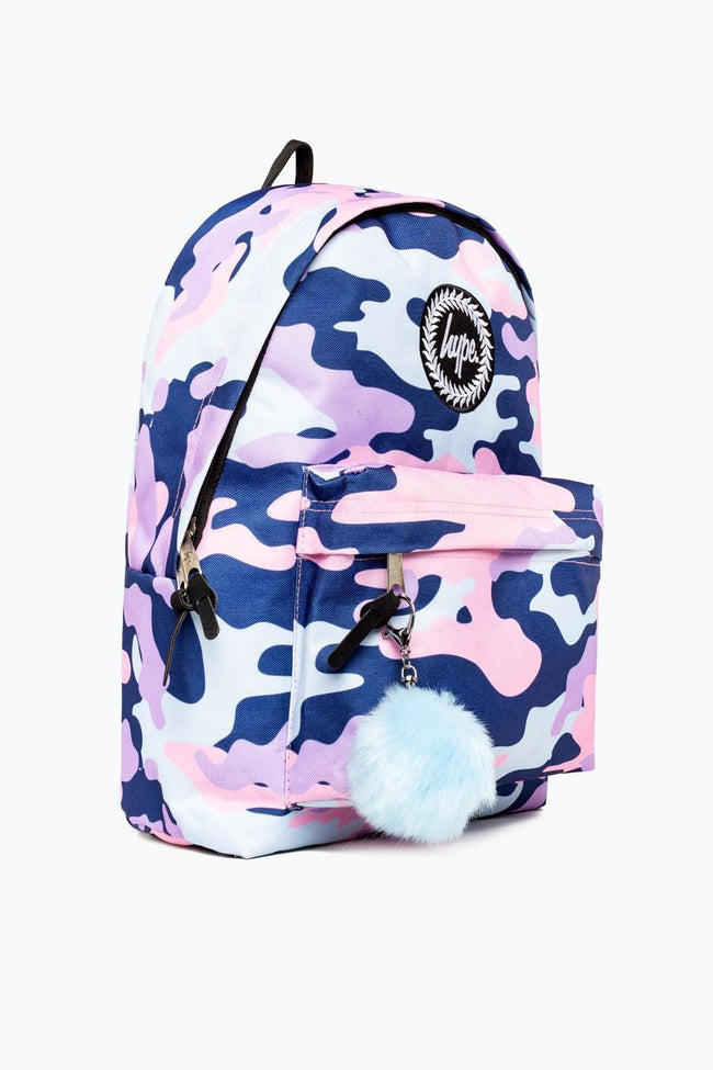 HYPE EVIE CAMO BACKPACK