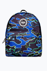 HYPE LINE CAMO BACKPACK