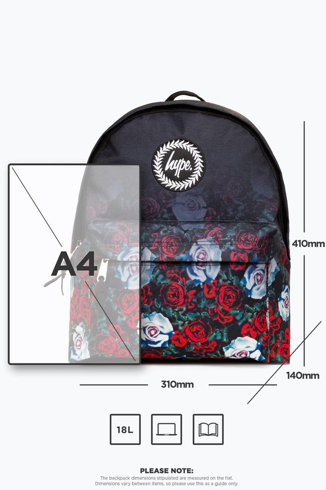 HYPE GARDEN FADE BACKPACK
