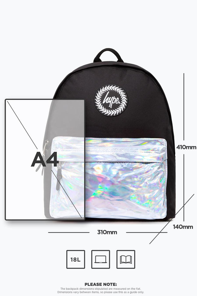 HYPE HOLO POCKET BACKPACK