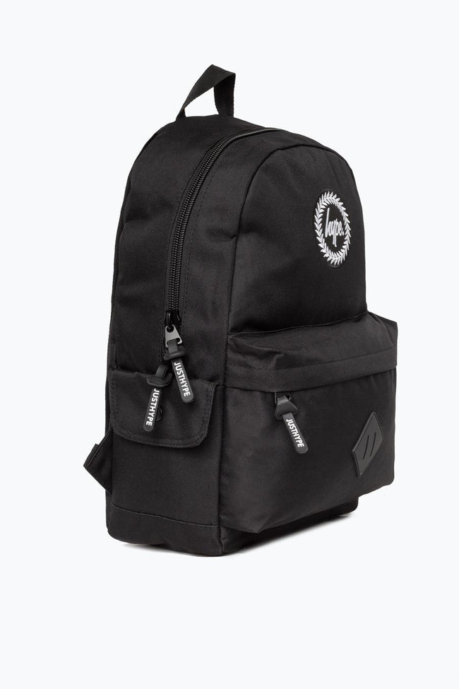 HYPE BLACK EXPLORER BACKPACK