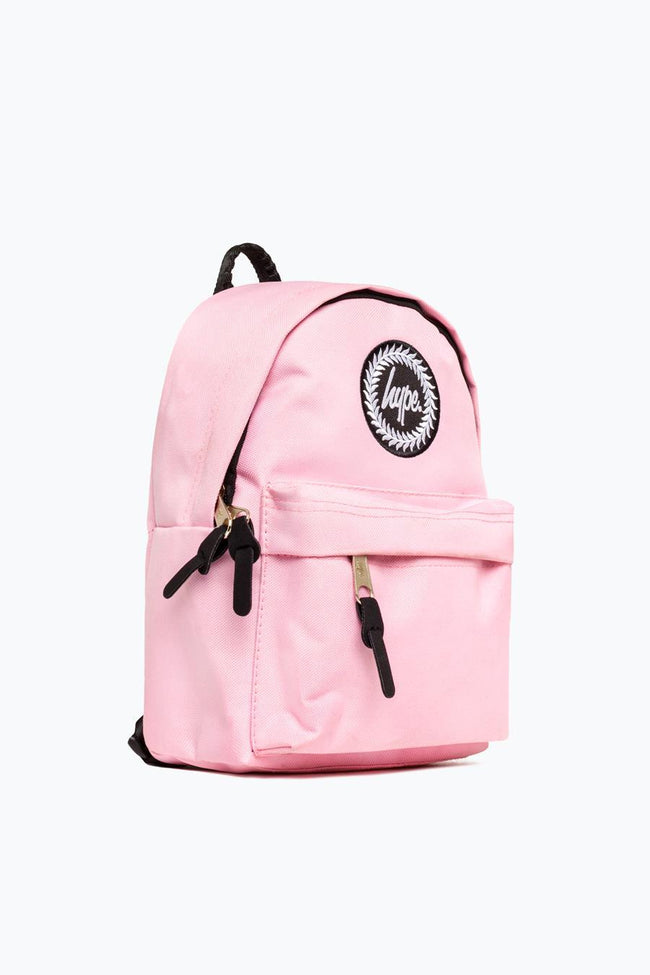 HYPE PINK SPECKLE MINI BACKPACK