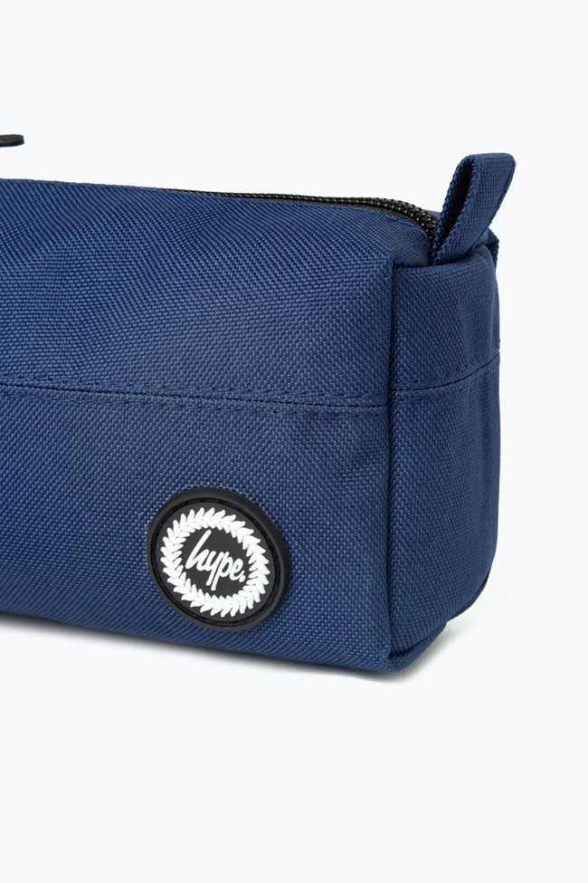HYPE NAVY PENCIL CASE