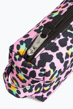 HYPE DISCO LEOPARD PENCIL CASE