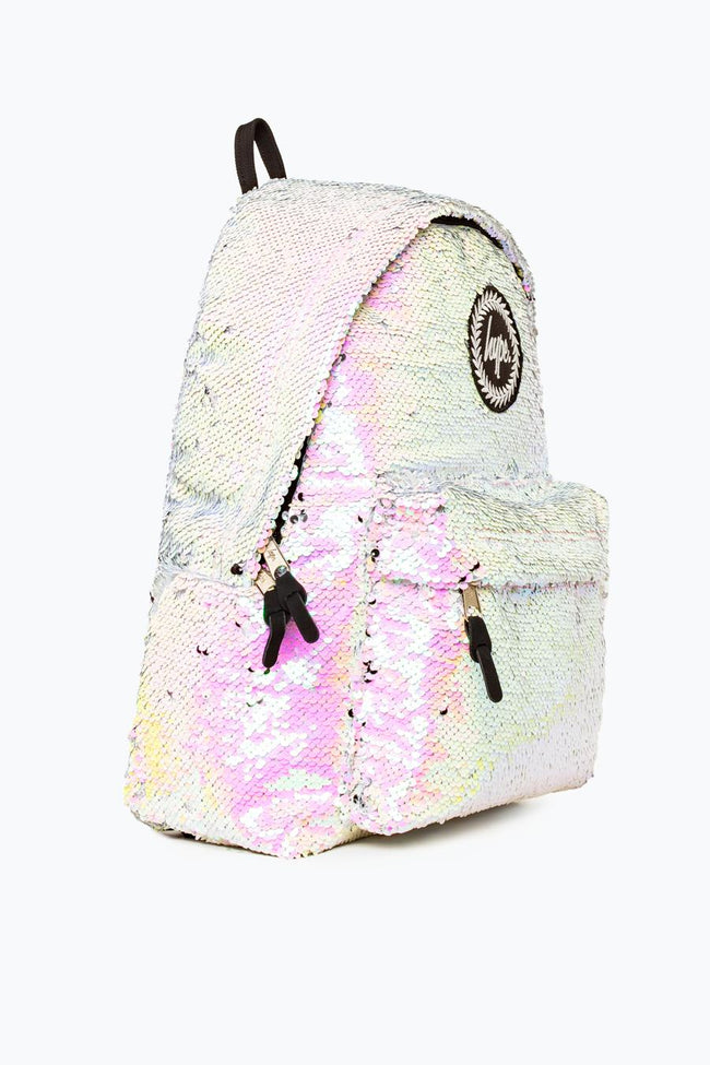 HYPE UNICORN REVERSIBLE SEQUIN BACKPACK