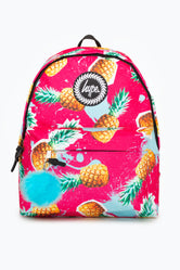 HYPE PINEAPPLE SPLATTER BACKPACK