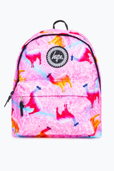 HYPE LLAMA POOL BACKPACK