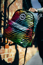 HYPE DISCO ZEBRA BACKPACK