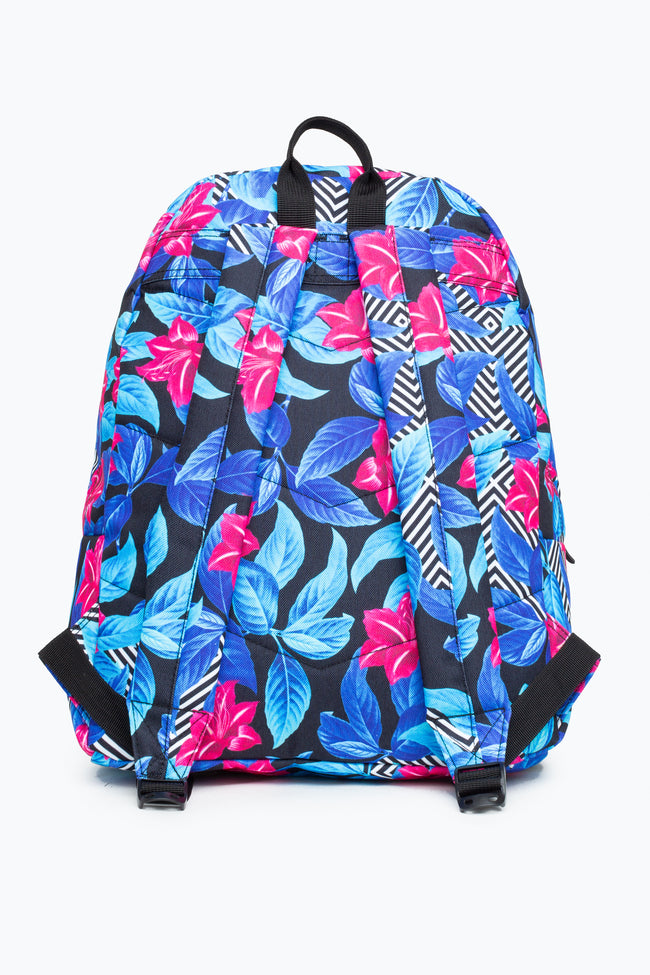 HYPE GEO FLORAL BACKPACK