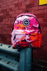 HYPE DRIPS CAMO BACKPACK