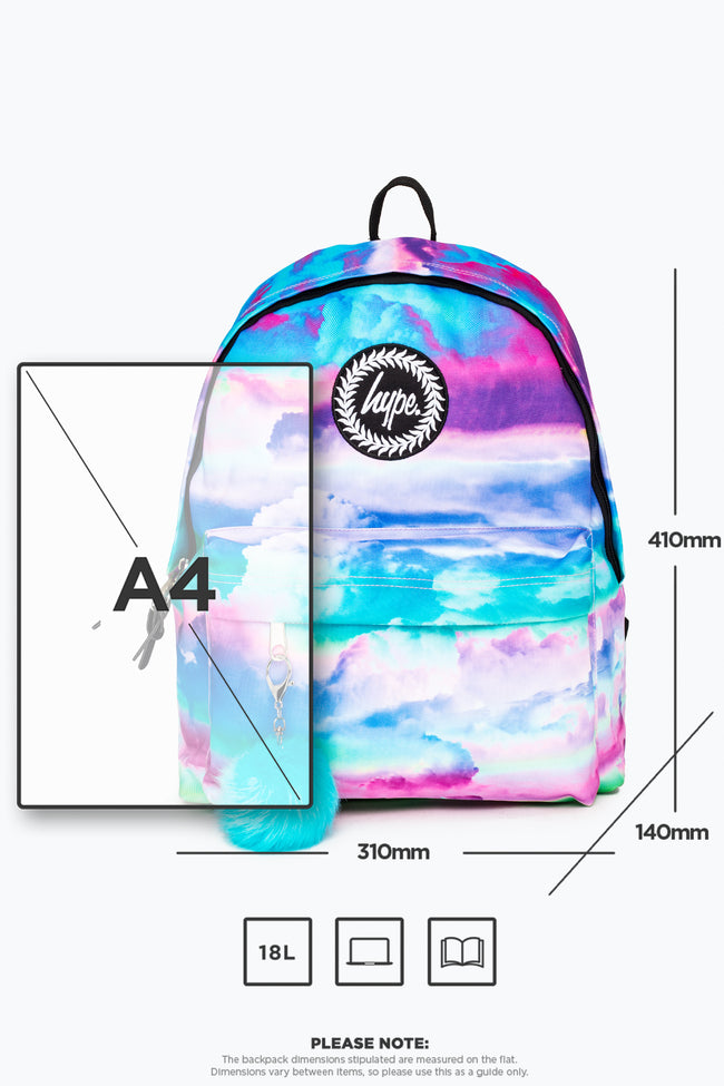HYPE CLOUD HUES BACKPACK