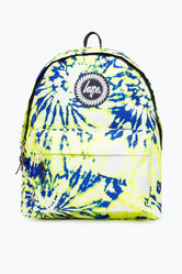 HYPE YELLOW TIE DYE BACKPACK