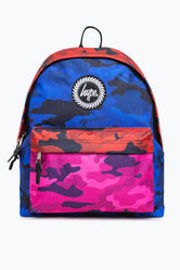 HYPE MISMATCH CAMO BACKPACK