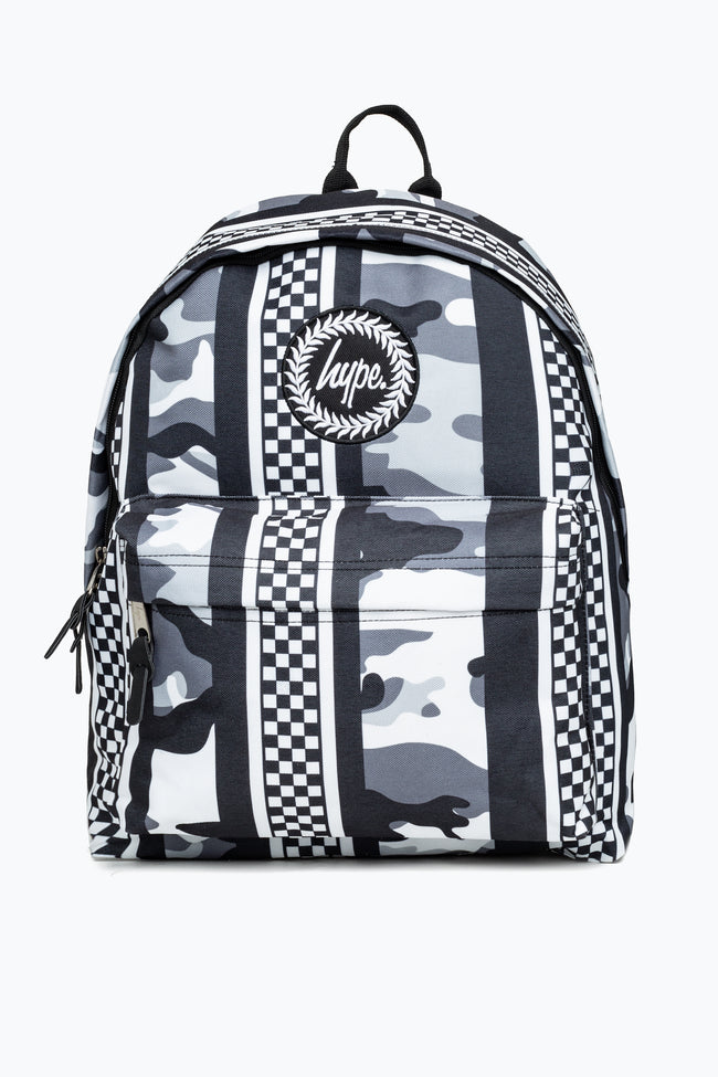 HYPE CAMO STRIPES BACKPACK
