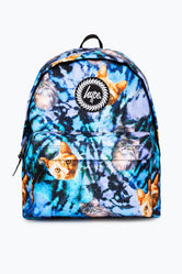 HYPE KITTY TIE DYE BACKPACK