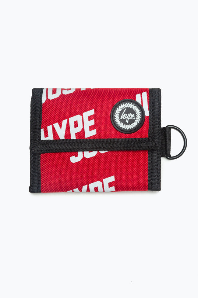 HYPE RED JUSTHYPE WALLET
