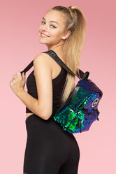 HYPE MERMAID SEQUIN MINI BACKPACK
