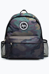 HYPE CAMO FADE BOTTLE BACKPACK