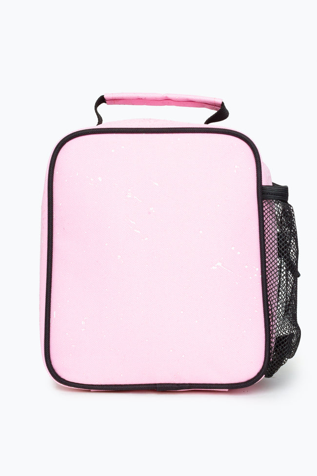 HYPE PINK SPECKLE LUNCH BOX