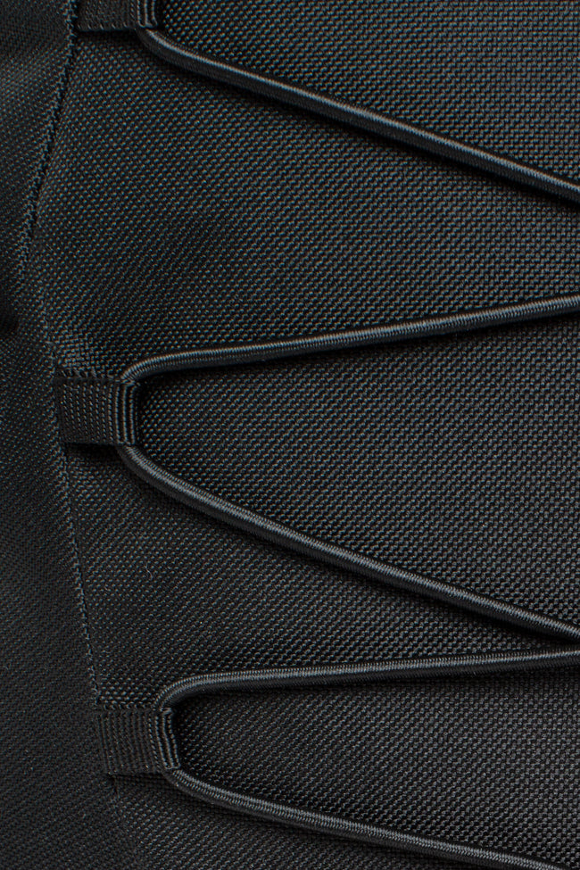 HYPE BLACK MAXI BACKPACK