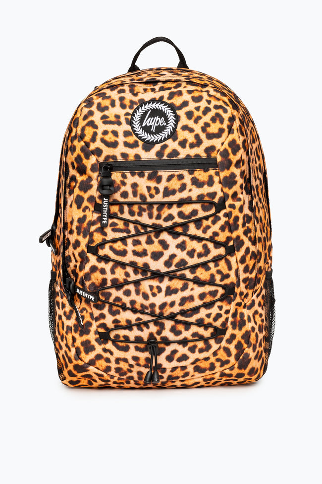 HYPE LEOPARD MAXI BACKPACK