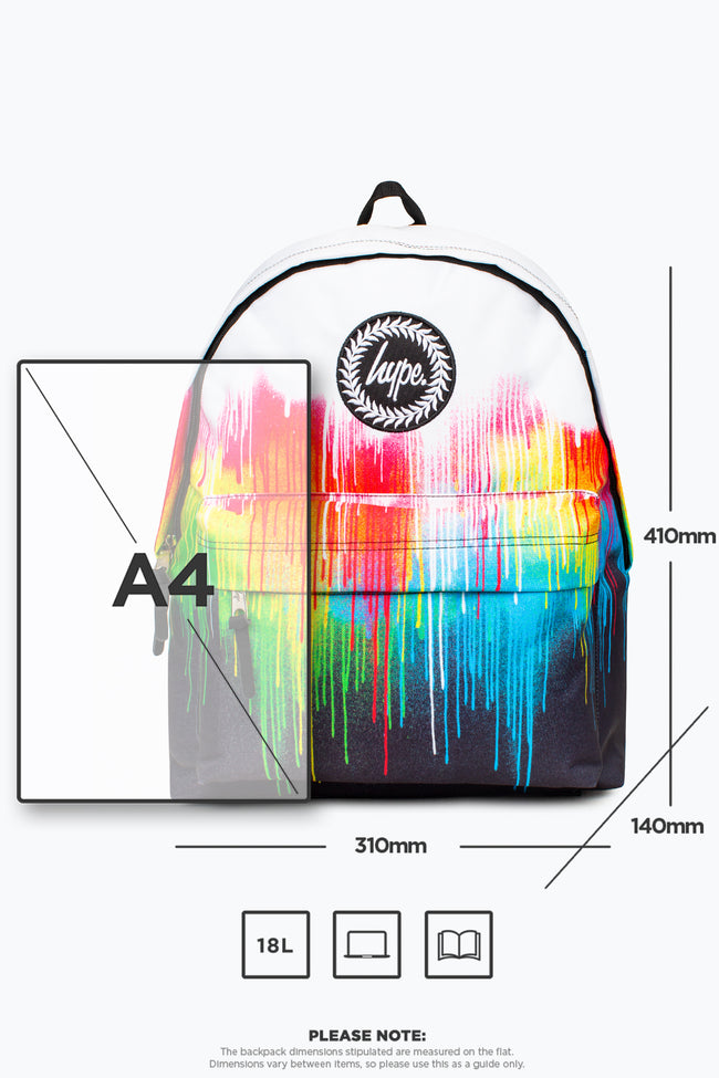 HYPE MULTI DRIPS BACKPACK