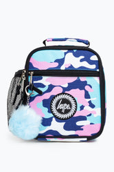HYPE EVIE CAMO LUNCH BOX