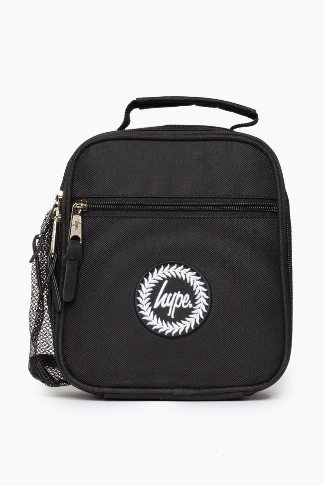 HYPE BLACK LUNCH BOX