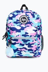 HYPE EVIE CAMO UTILITY BACKPACK