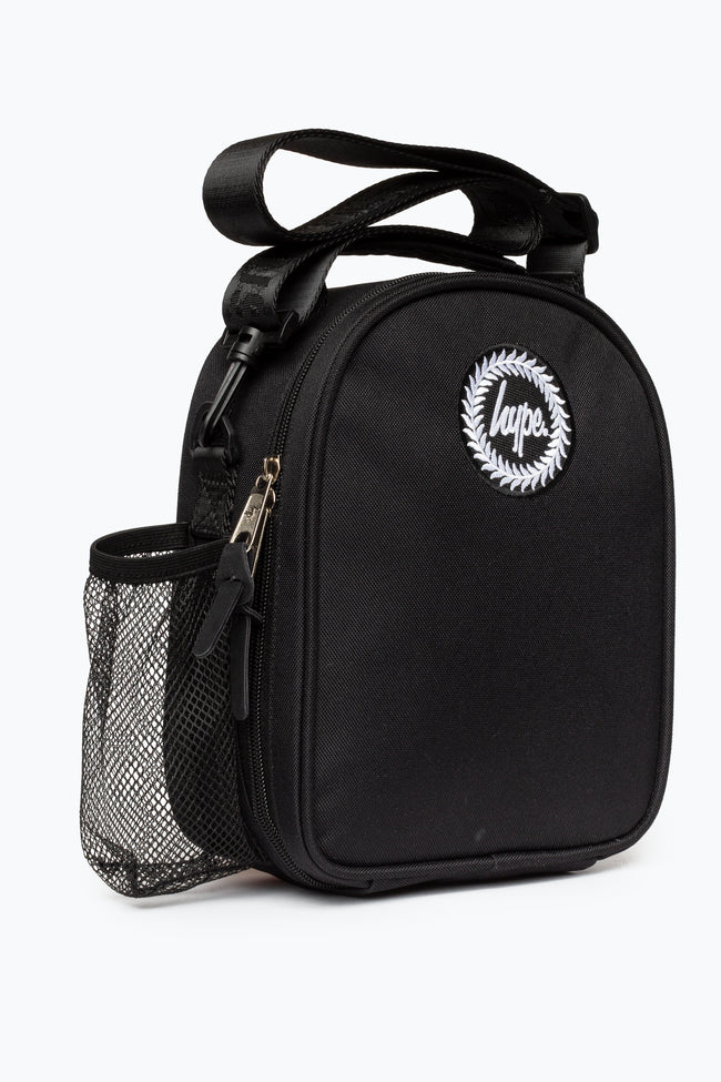 HYPE BLACK MAXI LUNCH BOX