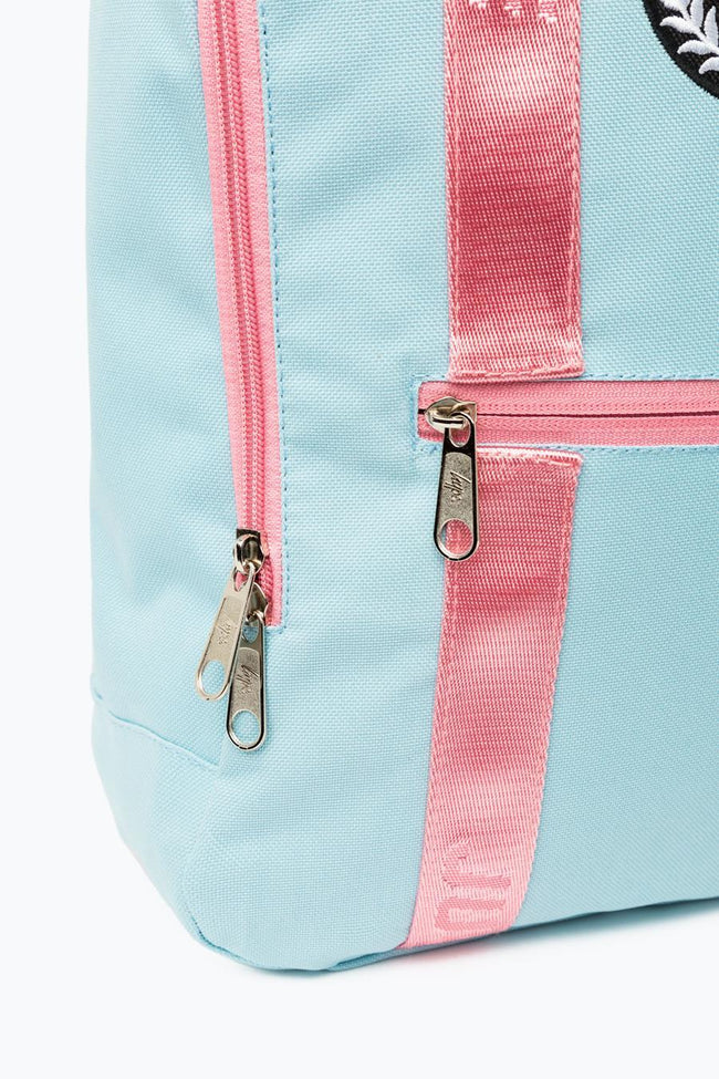 HYPE BABY BLUE BOXY BACKPACK